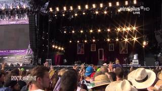 Alligatoah - RaR - Rock am Ring - 2014 - HD