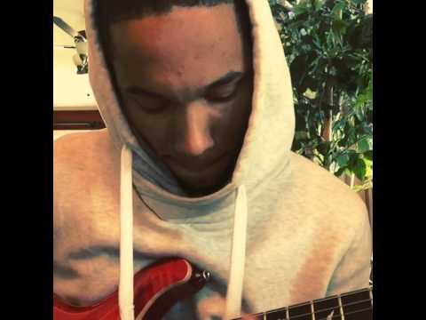 Chris Brown's Liquor ft. Alex Williams Guitar
