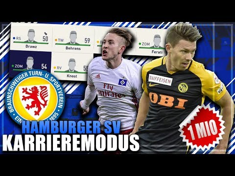 7 HSV-JUGENDSPIELER !! 🔥 WECHSELT FASSNACHT ZUM HSV !? 😱🤔 - FIFA 18 Hamburger SV Karriere #3