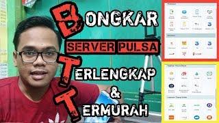 Bongkar Server Pulsa Murah Untuk All Operator, Modal Mulai 100rb Saja! screenshot 4