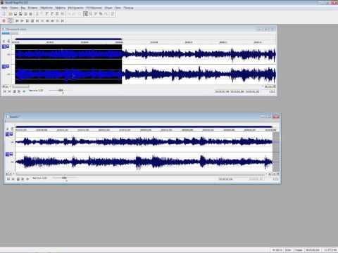 Как вырезать кусок из песни? Объединить и склеить звуковые дорожки? Сделать рингтон Легко!