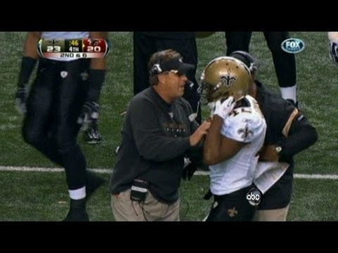 Gregg Williams, Saints Coach, Audio: 'Kill The Head'