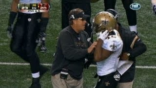 Gregg Williams, Saints Coach, Audio: 'Kill the Head'