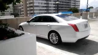 2016 GM Cadillac CT6 Problem