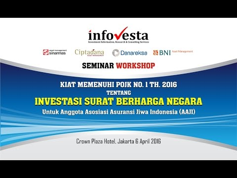 Seminar Workshop Infovesta AAJI 2016 Part #1