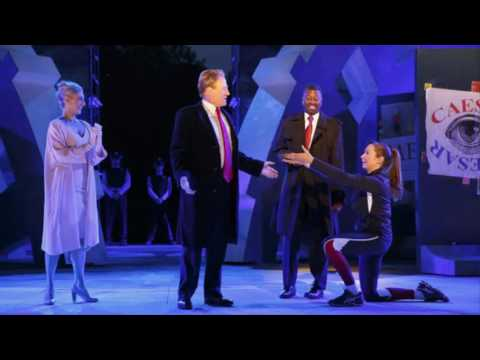 Donald Trump killing scene prompts sponsors to cut ties with play