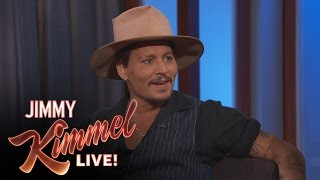 Johnny Depp Does a Great Don Rickles Impression streaming