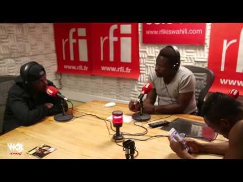 RAYVANNY- KWETU radio tour RFI