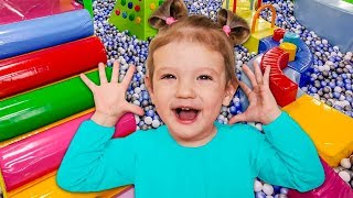 Tim and Essy Fun Activities on Indoor Playground