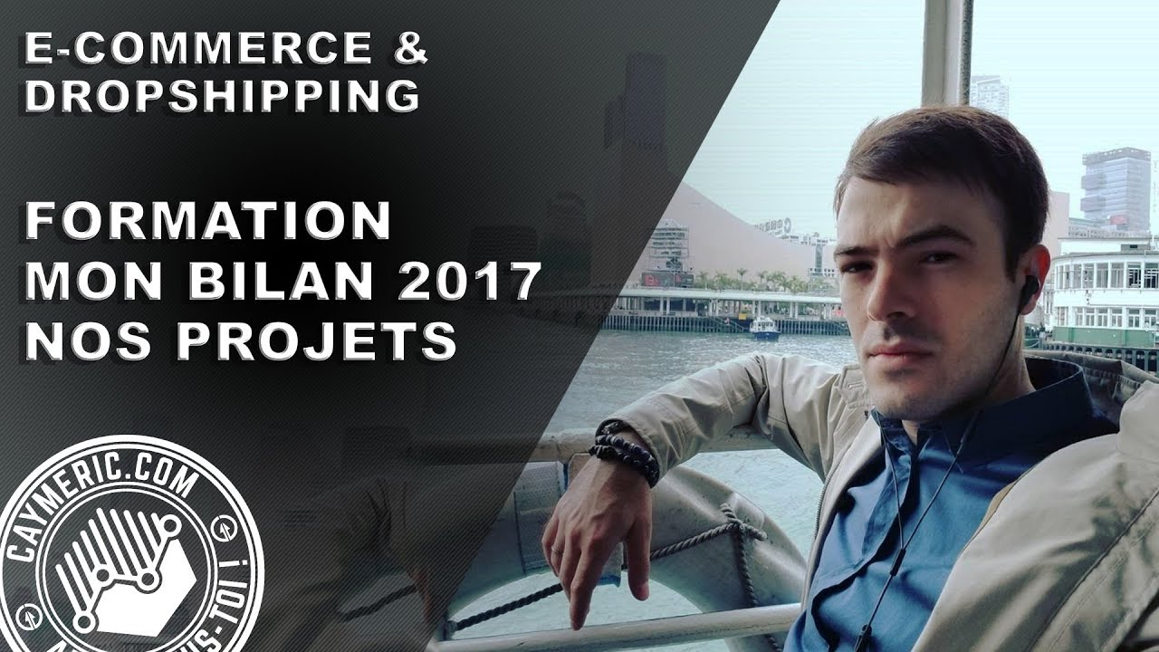 Formation #eCommerce Dropshipping 2019 | Mon Bilan & NOS Projets