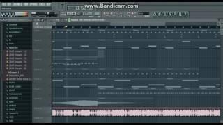 Danny Ocean - Me Rehuso Fl Studio Remake by: BLACKJAXX