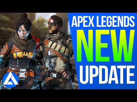 APEX UPDATE - Season 1 Revealed, Battle Pass Info, First Octane Skin, Weapons Skins And More!
