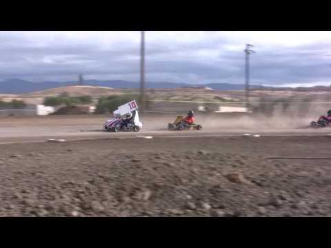 San Jose Speedway Practice Day