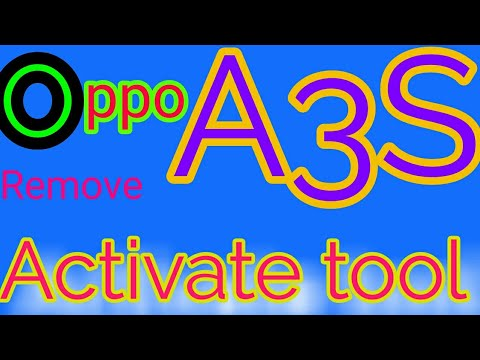oppo A3s flash tool without password username crack download 100%working