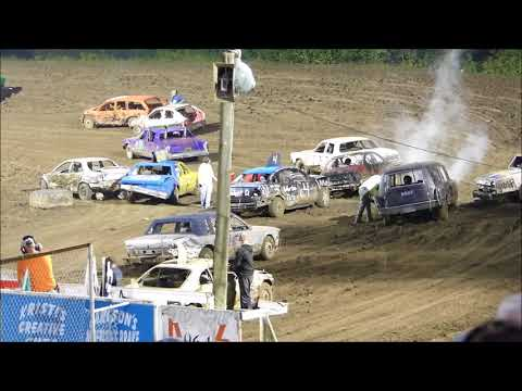 Grand Rapids Speedway Enduro-Itasca County Fair 2017-2nd Segment