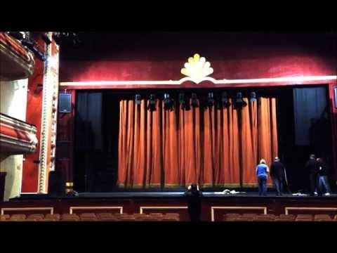 JCJ Theatrical Drapes