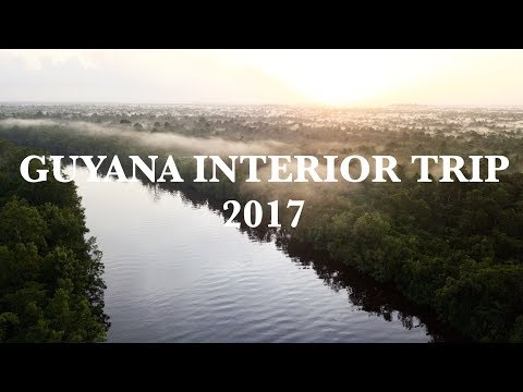 Jungle Interior Trip Guyana 2017