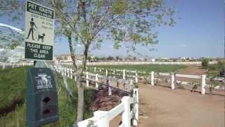 Walkthrough of Agritopia Farms & Joe's Farm Grill in Gilbert, Arizona