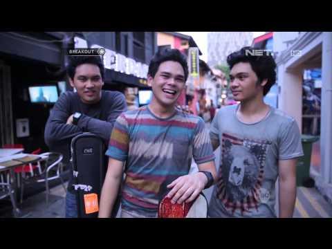 Video Premiere The Overtunes - Dunia Bersamamu - Breakout NET