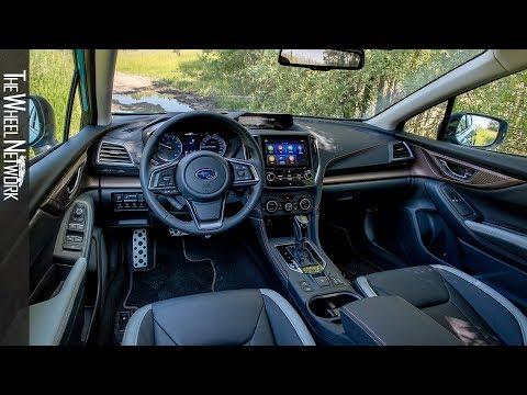 2020 Subaru XV E-Boxer Interior