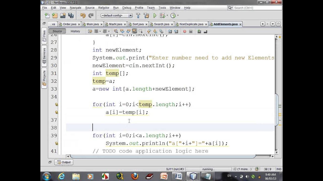 Java.util.ArrayList.add() Method