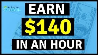 Earn $140 In An Hour 🔥 Available Worldwide 🔥