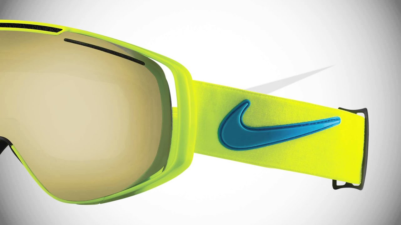 97c093bbbc Nike Vision Khyber Goggles - 2015 - YouTube