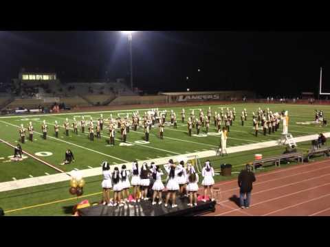 Saint Francis High School Marching Band Field Show - 2015