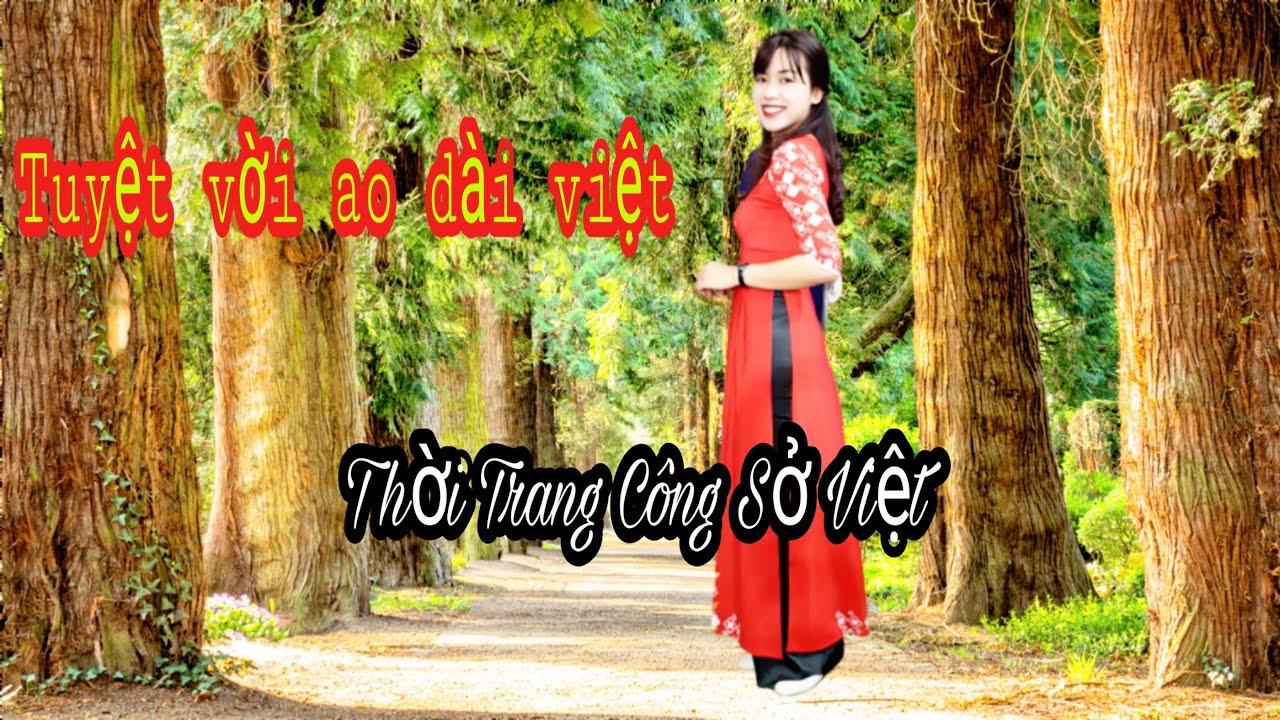Áo Dài Việt | Thời Trang Công Sở (15)