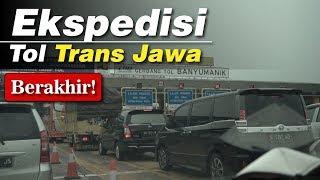 Ekspedisi Tol Trans Jawa, Berakhir.