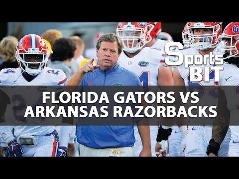 Sports BIT | Florida Gators vs Arkansas Razorbacks | College Football Picks