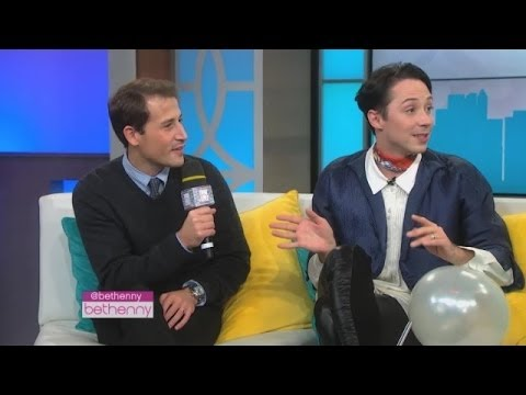 Johnny Weir's Husband Was Closeted Until a Month Before They Wed