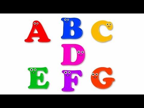 La Cancion Del ABC   ABC Song   Alphabet Song