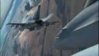 Bring Me To Life video from Gulf Knight's Air Base #1