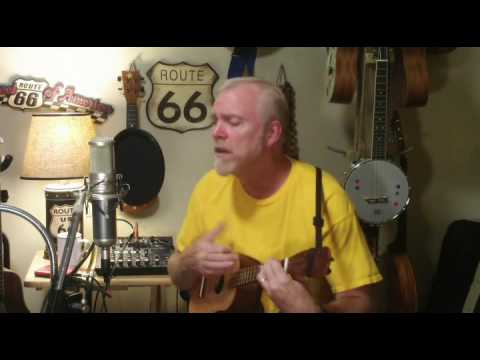 Forever And Ever Amen, Randy Travis, cover, 239th season of the ukulele