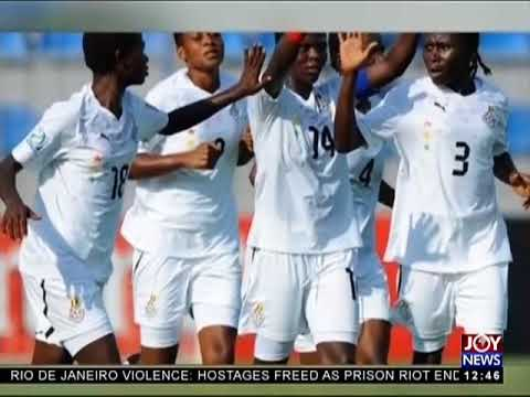 FIFA U-17 Women's World Cup - Joy Sports Today (19-2-18)