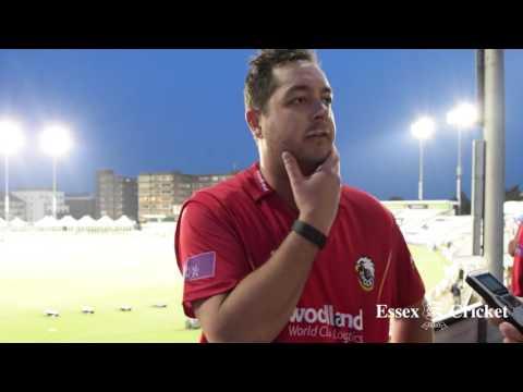 Sussex Sharks v Essex Eagles | Jesse Ryder ton helps Essex to victory