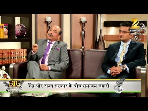 Zee Business-Mr. Sunil Kumar Gupta as Business Expert in Big Business Ideas- 8th Episode