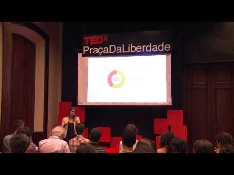 Redefinindo cidadãos: Daniele Amaral at TEDxPraçaDaLiberdade