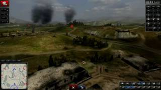 Order Of War Strategy Game - (Tank Warfare)