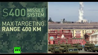 Russia deploys S-400 anti-missile system to Syria to cover Latakia airbase