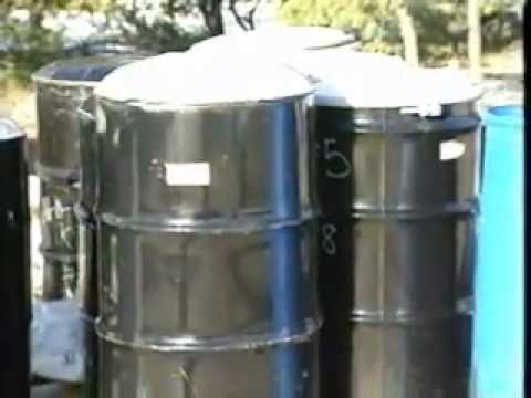 Bulging Drums - What Every Responder Should Know 1998 Los Alamos National Laboratory (LANL)