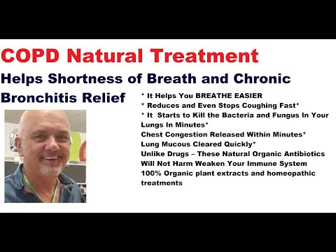 Breathe Easier with COPD Treatment Home Remedy