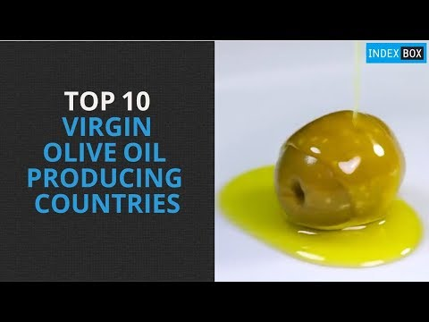 Top 10 Virgin Olive Oil Producing Countries