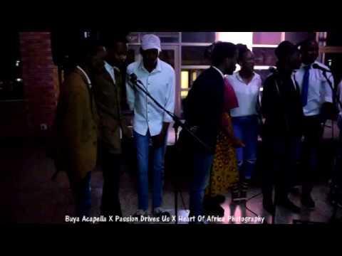 Thando (Ringo ft Professor) - Buya Acapella & Passion Drives Us Cover