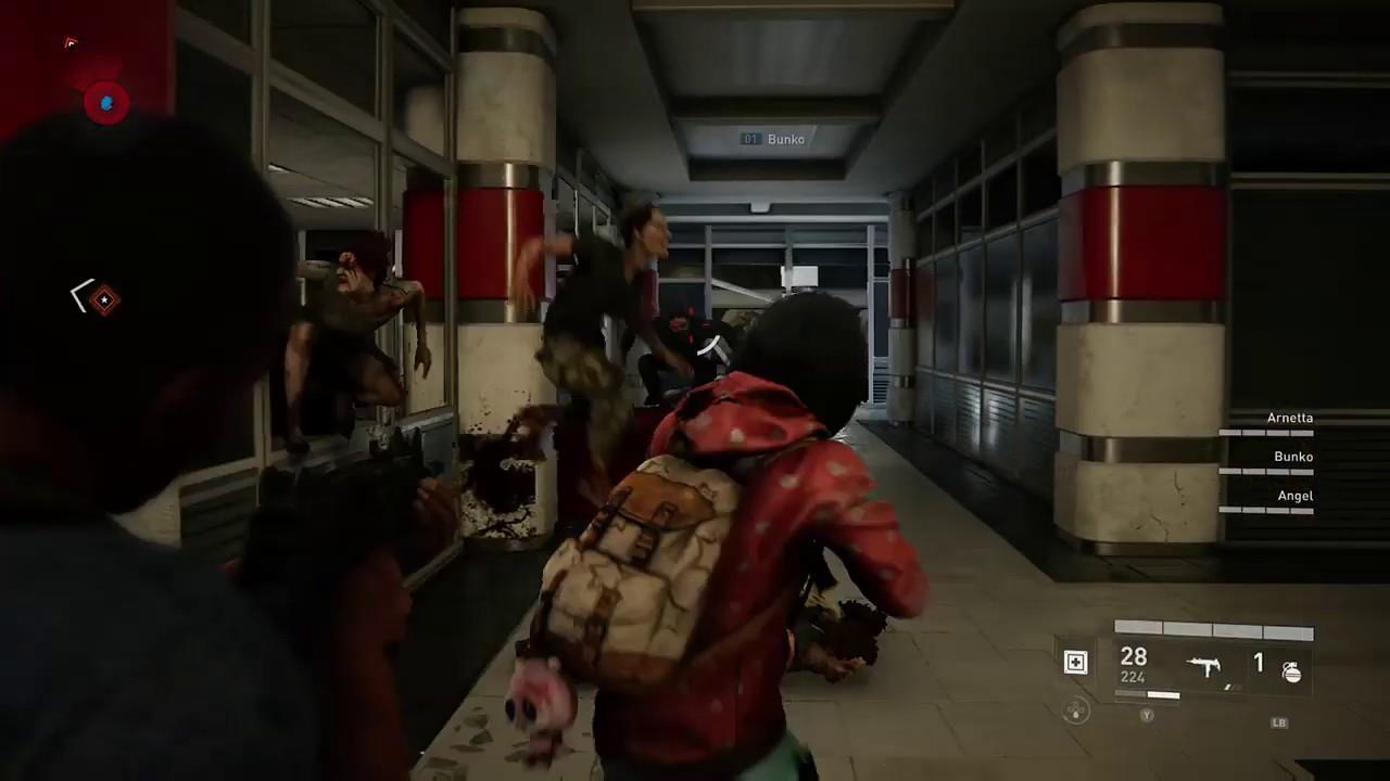 WORLD WAR Z - EP1: New York - Chapter 1: Descent Gameplay (Xbox 2019)
