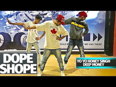 Dope Shope (Dance Video ) | Yo Yo Honey Singh and Deep Money | TEAM AD
