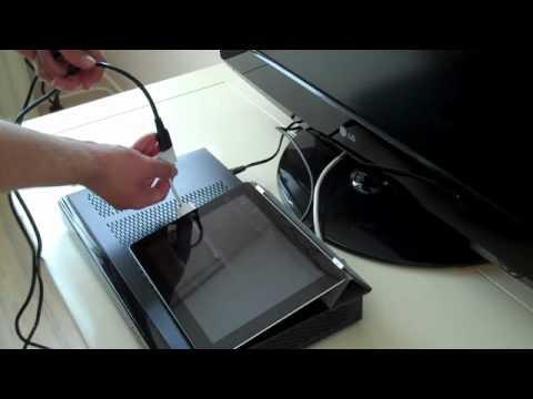 Ipad aansluiten op een tv youtube for Tuinprogramma op tv