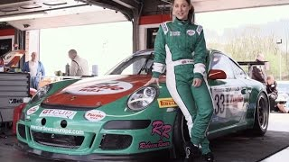 Rebecca reviews her Porsche 911 Cup car | TELEGRAPH CARS