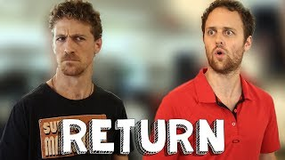 Return - Bored Ep 101 (Catching a thief in store) | Viva La Dirt League (VLDL)